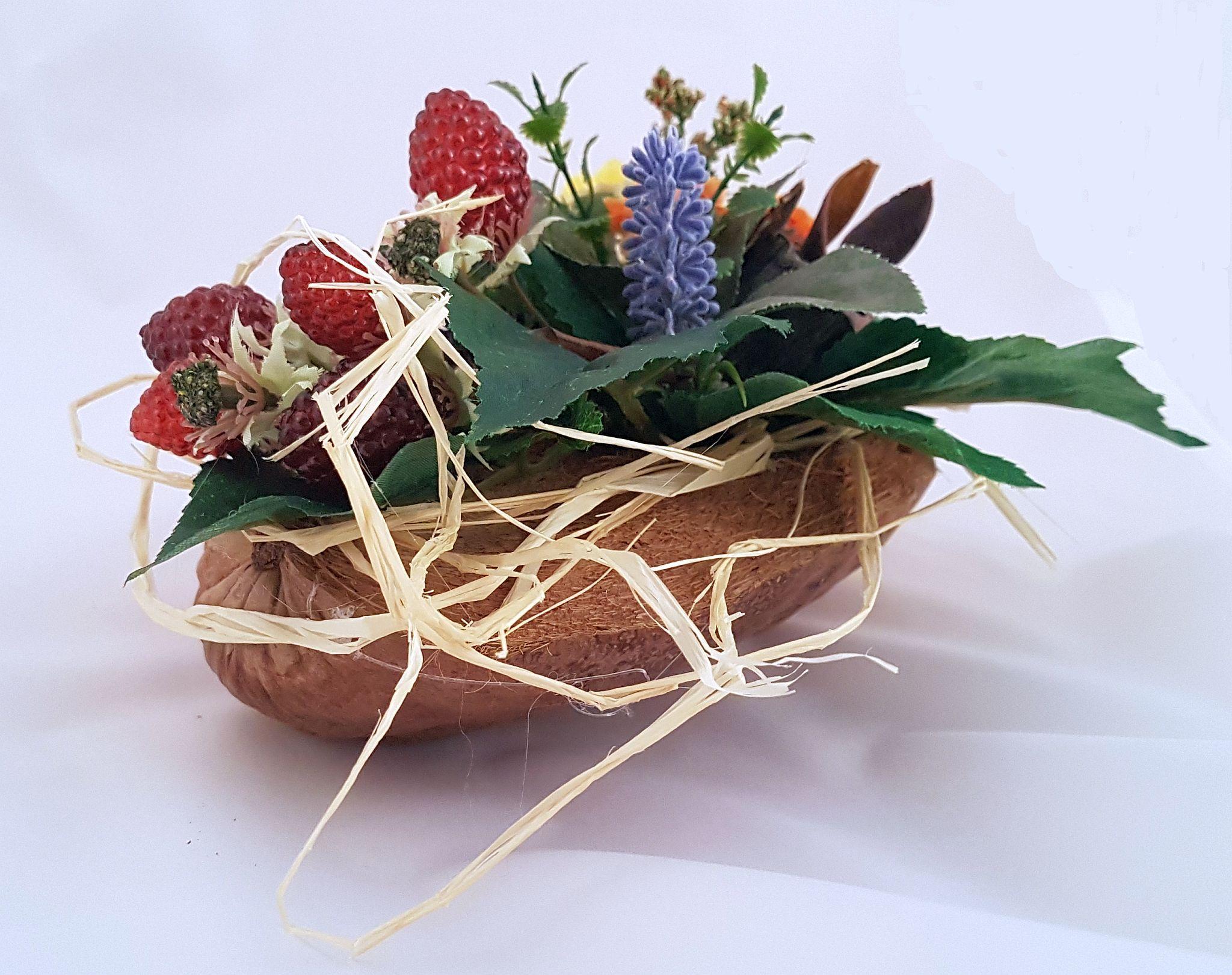 stroik w kokosie